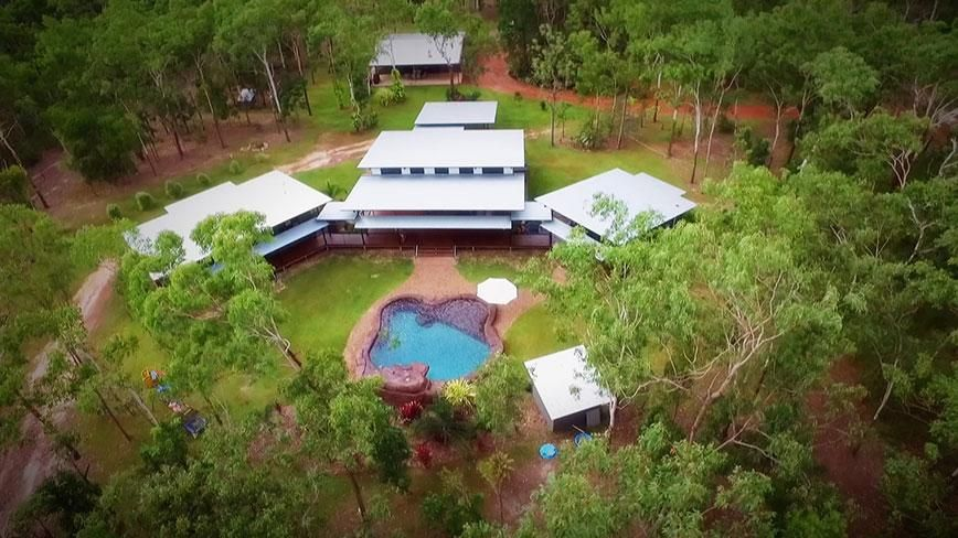 Tropical Oasis Holiday Home Darwin Nt Humpty Doo