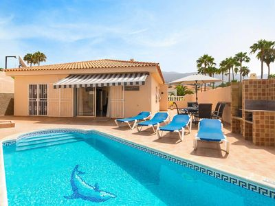 Photo for 3 bedroom Villa, sleeps 6 in Callao Salvaje with Pool and WiFi