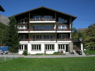 Photo for Apartment Atlas in Saas-Grund - 7 persons, 3 bedrooms