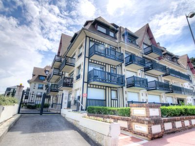 Photo for Apartment Le Carol Park  in Deauville - Trouville, Normandy - 2 persons, 1 bedroom