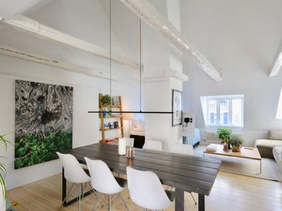 Photo for CPH Alex BG12 Penth. · Spacious & cozy Penthouse in the Heart of CPH