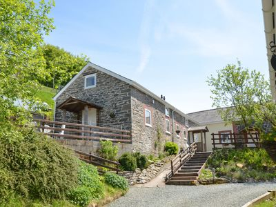Photo for Charming Holiday Home in Llangurig with Garden