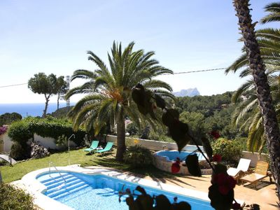 Photo for Vacation home El Nido in Benissa - 8 persons, 3 bedrooms