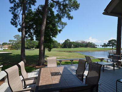 Lake, Golf and Bay Views! Fairway Community
