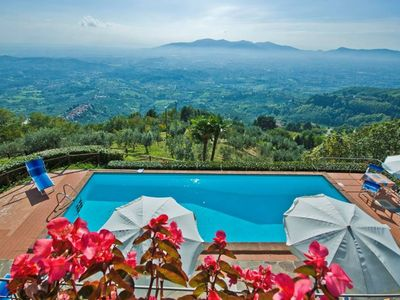 Photo for Casa Altavista Typical Tuscan House with views ideal for families or groups
