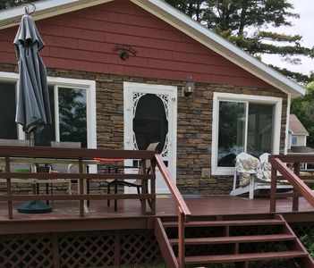 Lake Champlain Waterfront, Beach, Quiet Private Road