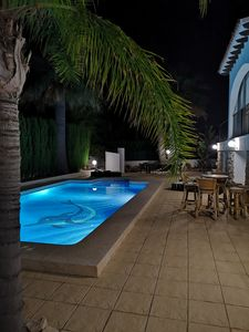 Photo for Luxury 1 bedroom apartment with 75m2 private pool