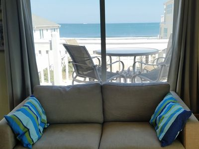 Photo for Beachful Memories - Beautiful ocean views - Steps to the beach or pool