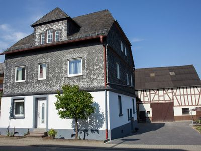 Photo for A former farmhouse between the Rhine and Mosel rivers.
