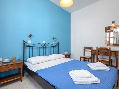 Photo for Naxos st george beach  apartment for 5