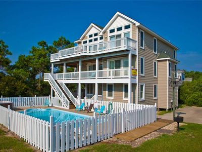 Photo for Wonderful Oceanview Home w/ Private Pool, Hot Tub, Game Room, Wet Bar & More!
