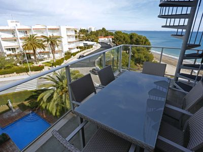 Photo for Apartment Panoramic in Miami Platja - 6 persons, 2 bedrooms