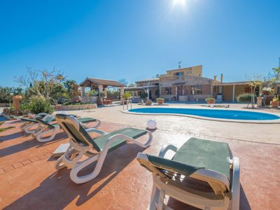 Photo for Vacation home Cas Pec in Mallorca/Selva - 6 persons, 3 bedrooms