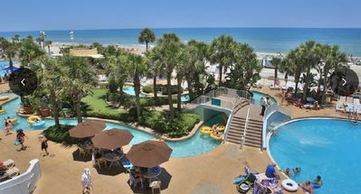 Photo for Daytona Wyndham Ocean Walk Resort 2 BR Deluxe Memorial Day Special