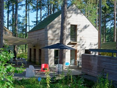 Photo for Design and nature, home ***** in golf in Hardelot-beach - Villa