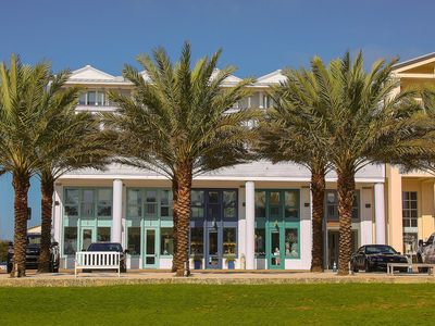 Photo for Unforgettable, Seaside Town Center, Gulf View Penthouse, 2 Bikes, Available August 15 - Sept 5!