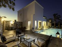 Stunning views and a beautiful villa with lots of