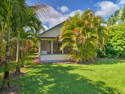 Photo for NEW! Cozy 'Cool Palms' Keaau Home w/Lanai by Ocean