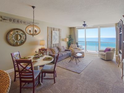 Photo for Ocean Front with Majestic Views,  Free Beach Chairs and WIFI too!