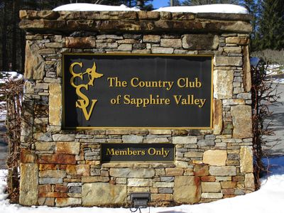 Photo for Sapphire Valley Country Club Condo