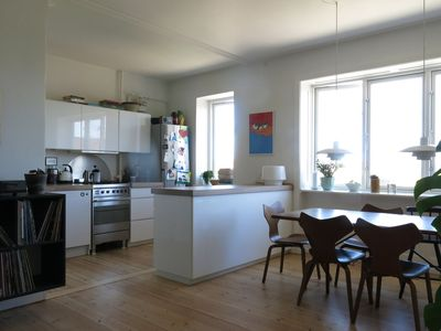 Photo for City Apartment in Copenhagen with 3 bedrooms sleeps 3