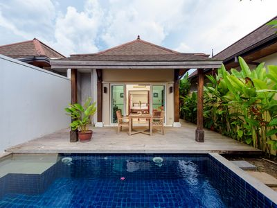 Layan Pool Phuket 1 bed Villa