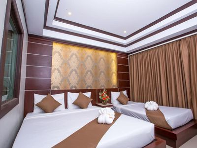 Photo for Amazing Deluxe room for 3, Phi Phi!