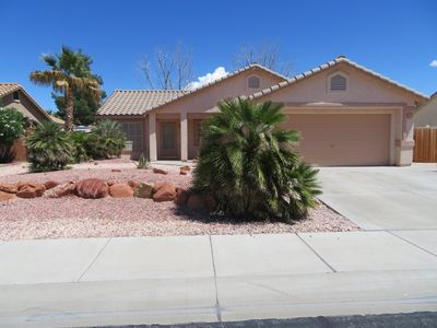 Photo for 3 bedroom, 2 bath home near shopping and the theatre.