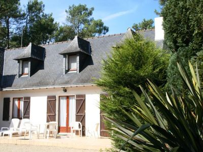 Photo for Vacation home L'Orée du Bois  in Crozon - Morgat, Brittany - Southern - 6 persons, 3 bedrooms