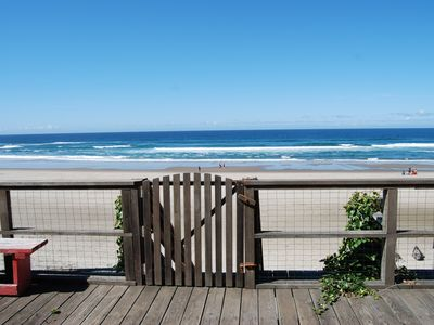 Direct Ocean Front Home With Private Beach Access --- Pet Friendly