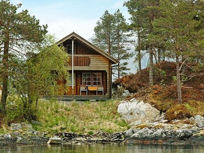 Photo for 5 person holiday home in VÅGLAND