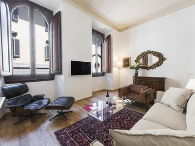Photo for Degas  apartment in Duomo with WiFi, air conditioning & lift.
