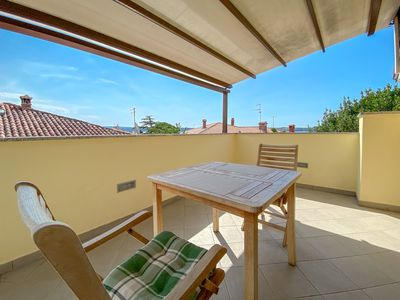 Photo for Studio apartment Mansarda, only 50m from the beach