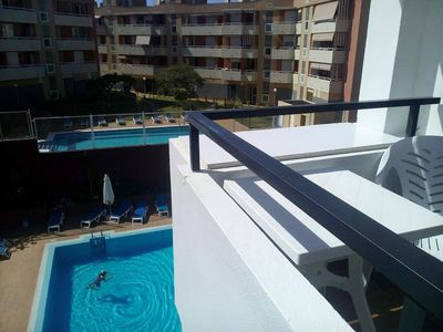 Photo for Seaview Apartment / Studio and swimming pool view