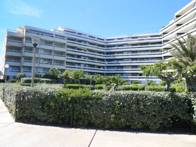 Photo for Apartment Les Terrasses du Levant in Canet-Plage - 4 persons, 1 bedrooms