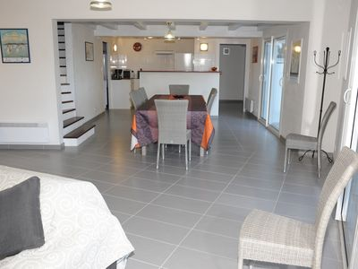 Photo for Seaside holiday home for the family, pets accepted
