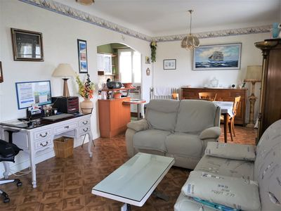 Photo for Beautiful Apartment 55 m² in Royan, no smoking, rated 3 *, 3/4 persons, sea 450 m