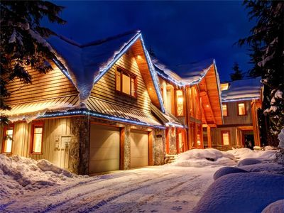 Photo for Cedar Tree Chalet | 5 Min to Whistler Base | Private Hot Tub | Concierge Service