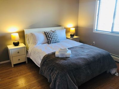 Photo for Bright Stony Plain 2Bed 2Bath by Westview