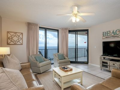 Photo for High End Oceanfront Condo - Next to Flora-Bama Yacht Club - 12th Floor Views