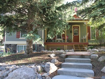 Photo for Cozy Cottage in Historic Silver Plume, Ski Pass Included For Entire Stay!