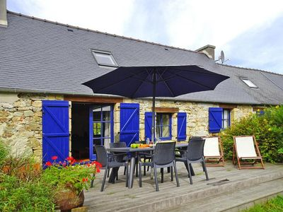 Photo for Semi-detached house, Crozon  in Finistère - 8 persons, 4 bedrooms