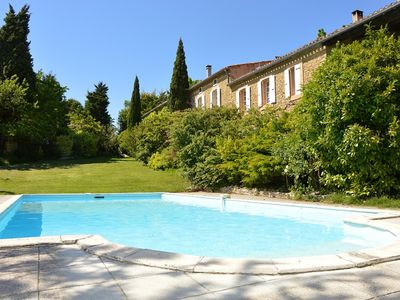 """Photo for The Mas d'Escampette, cottage """"Passiflore"""" between Toulouse and Carcassonne"""