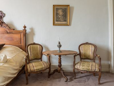 Photo for Family Suites at Château d'Estrac: Madiran and Bordeaux