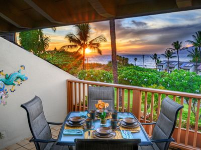 Spectacular Ocean View Front Row 2 Bedroom Condo! Newly Remodeled H-209