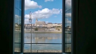 Photo for Charming Bed & Breakfast with amazing view Loire, near historic center - Amédée guest house