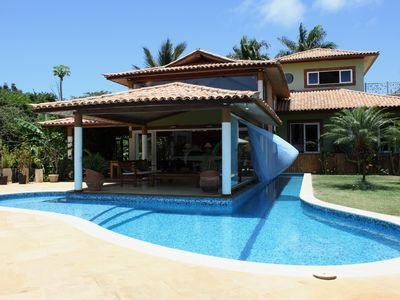 Photo for Buz010- Spectacular mansion with 5 bedrooms and pool in Búzios