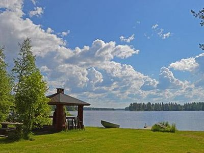 Photo for Vacation home Rinnepelto lomamökit in Nilsiä - 9 persons, 5 bedrooms