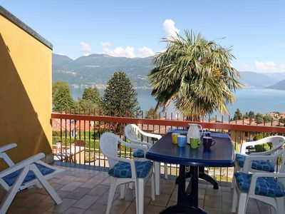 Photo for Apartment Residence Gobetti  in GERMIGNAGA (VA), Lago Maggiore - Lake Orta - 4 persons, 1 bedroom