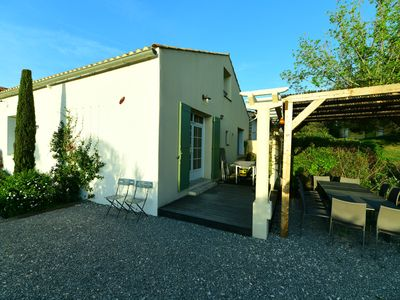 Photo for Gîte in Provence limit Vaucluse, capacity 12 people